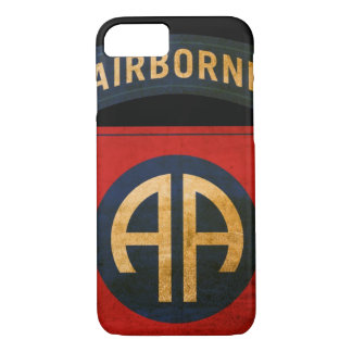 Funda Para iPhone 8/7 82.o División aerotransportada Iphone apenado 6