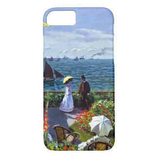 Funda Para iPhone 8/7 À Sainte-Adresse de Jardin de Claude Monet