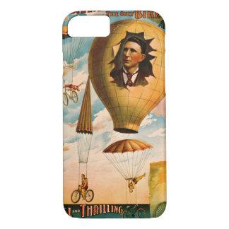 Funda Para iPhone 8/7 Acto 1896 del paracaídas de la bicicleta