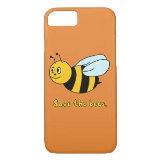 Funda Para iPhone 8/7 'Ahorre las abejas