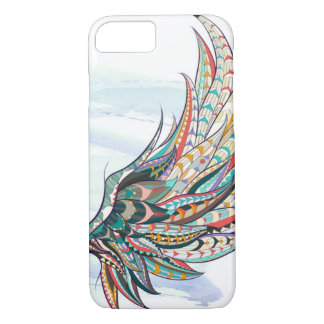 Funda Para iPhone 8/7 Ala colorida