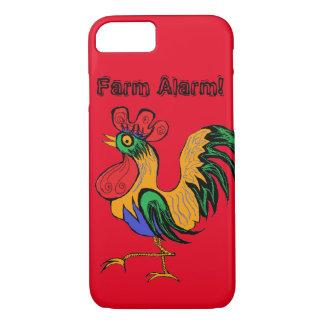 Funda Para iPhone 8/7 Alarma de la granja