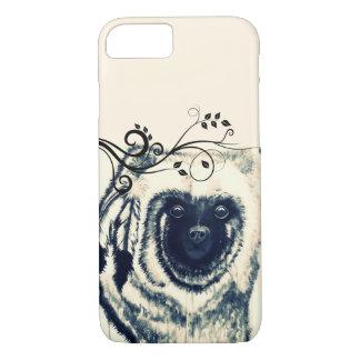 Funda Para iPhone 8/7 Alcohol del oso en las vides