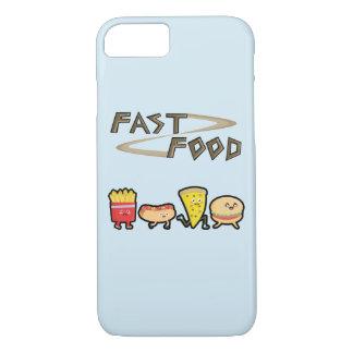 Funda Para iPhone 8/7 Alimentos de preparación rápida