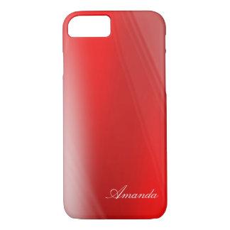 Funda Para iPhone 8/7 Amanda Case bonita iPhone - sombreados 4 -