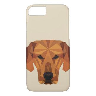 Funda Para iPhone 8/7 Amante del perro - polivinílico bajo - llame por