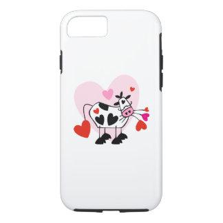 Funda Para iPhone 8/7 Amantes de la vaca