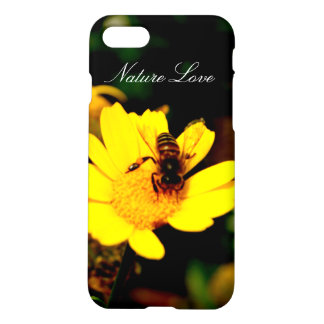 Funda Para iPhone 8/7 Amor de la naturaleza - caso mate de Iphone 7 de