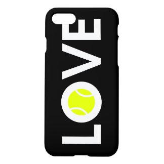 Funda Para iPhone 8/7 AMOR del ~ de la pelota de tenis