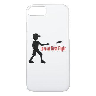 Funda Para iPhone 8/7 Amor en el caso del primer vuelo