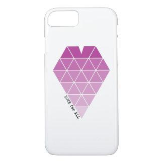 Funda Para iPhone 8/7 Amor para todos