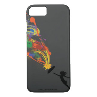 Funda Para iPhone 8/7 Añada el caso del color iPhone7