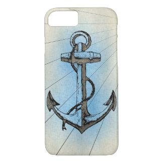 Funda Para iPhone 8/7 Ancla del barco