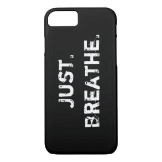 Funda Para iPhone 8/7 Apenas respire
