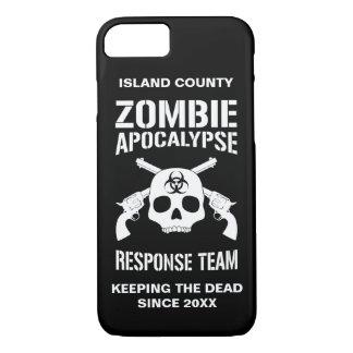 Funda Para iPhone 8/7 Apocalipsis del zombi