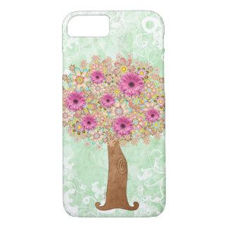 Funda Para iPhone 8/7 Árbol de las flores