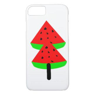 Funda Para iPhone 8/7 árbol frutal de la sandía