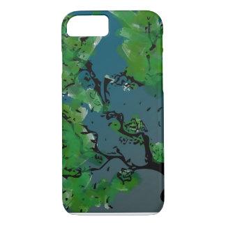 Funda Para iPhone 8/7 Árbol pintado