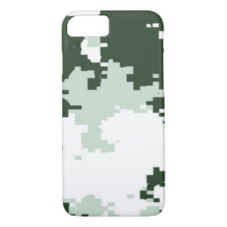 Funda Para iPhone 8/7 Arbolado Camo del invierno