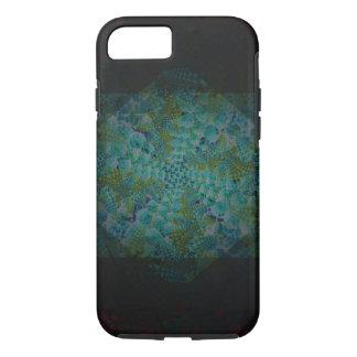 Funda Para iPhone 8/7 Arte abstracto oscuro de Digitaces del fractal
