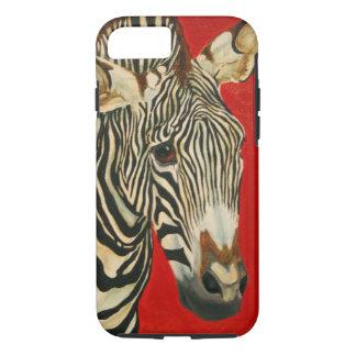 Funda Para iPhone 8/7 Arte africano del animal del parque zoológico de