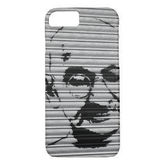 Funda Para iPhone 8/7 Arte de la calle de Mahatma Gandhi