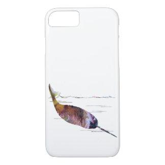 Funda Para iPhone 8/7 Arte de Narwhal