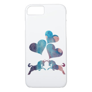 Funda Para iPhone 8/7 Arte del unicornio