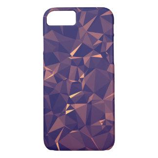 Funda Para iPhone 8/7 Arte geométrico elegante y moderno - orquídea