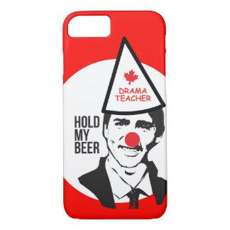 Funda Para iPhone 8/7 Asimiento de Justin Trudeau mi payaso Canadá de la