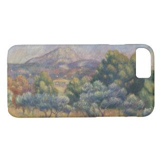 Funda Para iPhone 8/7 Auguste Renoir - la montaña de Sainte-Victoire