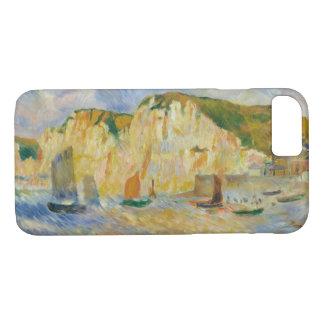 Funda Para iPhone 8/7 Auguste Renoir - mar y acantilados