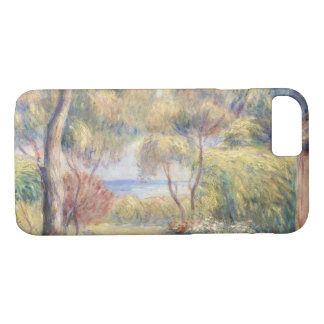 Funda Para iPhone 8/7 Auguste Renoir - Paysage un Cagnes
