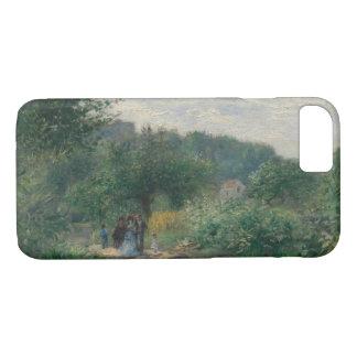 Funda Para iPhone 8/7 Auguste Renoir - un camino en Louveciennes