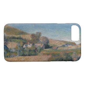 Funda Para iPhone 8/7 Auguste Renoir - vista de la costa