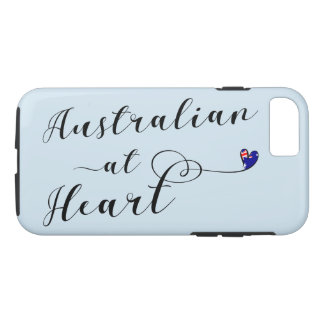 Funda Para iPhone 8/7 Australiano en la caja del teléfono móvil del