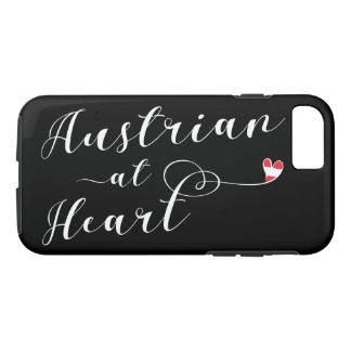 Funda Para iPhone 8/7 Austriaco en la caja del teléfono móvil del
