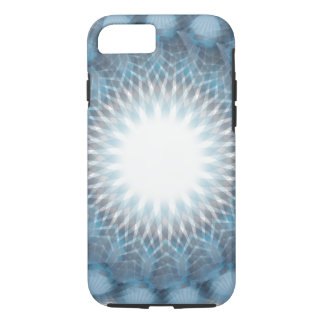 Funda Para iPhone 8/7 Azules abstractos simples