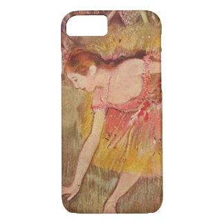 Funda Para iPhone 8/7 Bailarines de Edgar Degas que doblan abajo del