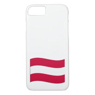 Funda Para iPhone 8/7 Bandera Austria