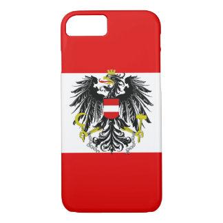 Funda Para iPhone 8/7 Bandera austríaca
