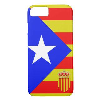 Funda Para iPhone 8/7 Bandera de Cataluña