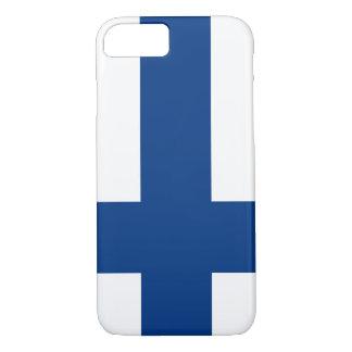 Funda Para iPhone 8/7 Bandera de Finlandia