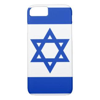Funda Para iPhone 8/7 Bandera de Israel