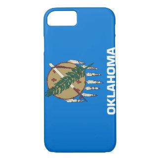Funda Para iPhone 8/7 Bandera de Oklahoma