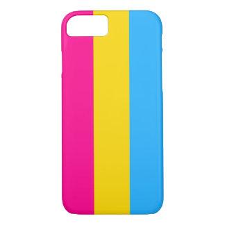 "FUNDA PARA iPhone 8/7 ""BANDERA PANSEXUAL DEL ORGULLO """