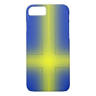 Funda Para iPhone 8/7 Bandera sueca