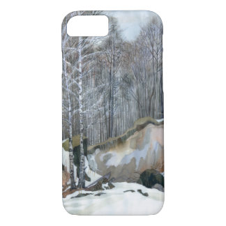 Funda Para iPhone 8/7 Barranco Nevado