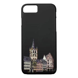 Funda Para iPhone 8/7 bavaria Tréveris Germany city architecture