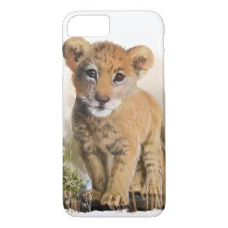 Funda Para iPhone 8/7 Bebé del león